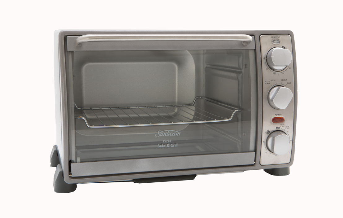 Sunbeam bt5350 pizza bake and grill 19l 1