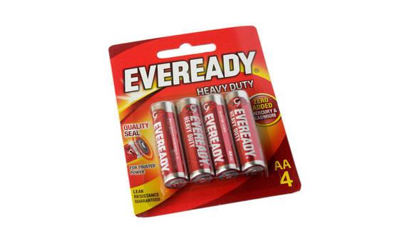 Heavy Duty (red)