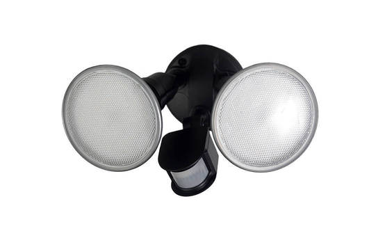 Twin LED Lights with Sensor LFS013KBL