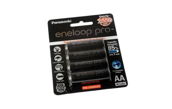 Eneloop Pro (black) 3HCCE/4BT