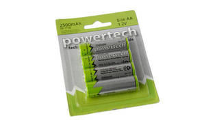 Rechargeable 2500 (green) SB-1738