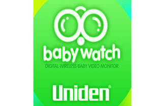 Baby Watch app + Digital Wireless Baby Video Monitor BW 3451R