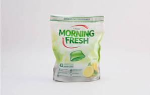 Dishwasher Liquid Caps Lemon