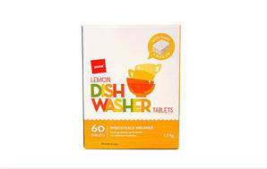 Lemon Dishwasher Tablets
