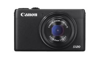 PowerShot S120 (with 5.2-26mm lens)