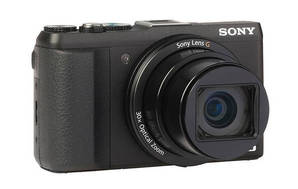 Cyber-shot DSC-HX60V (with 4.3-129mm lens)