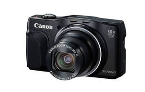 Powershot SX700 HS (with 4.5-135mm lens)