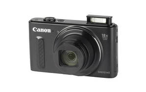 PowerShot SX610 HS (with 4.5-81mm lens)