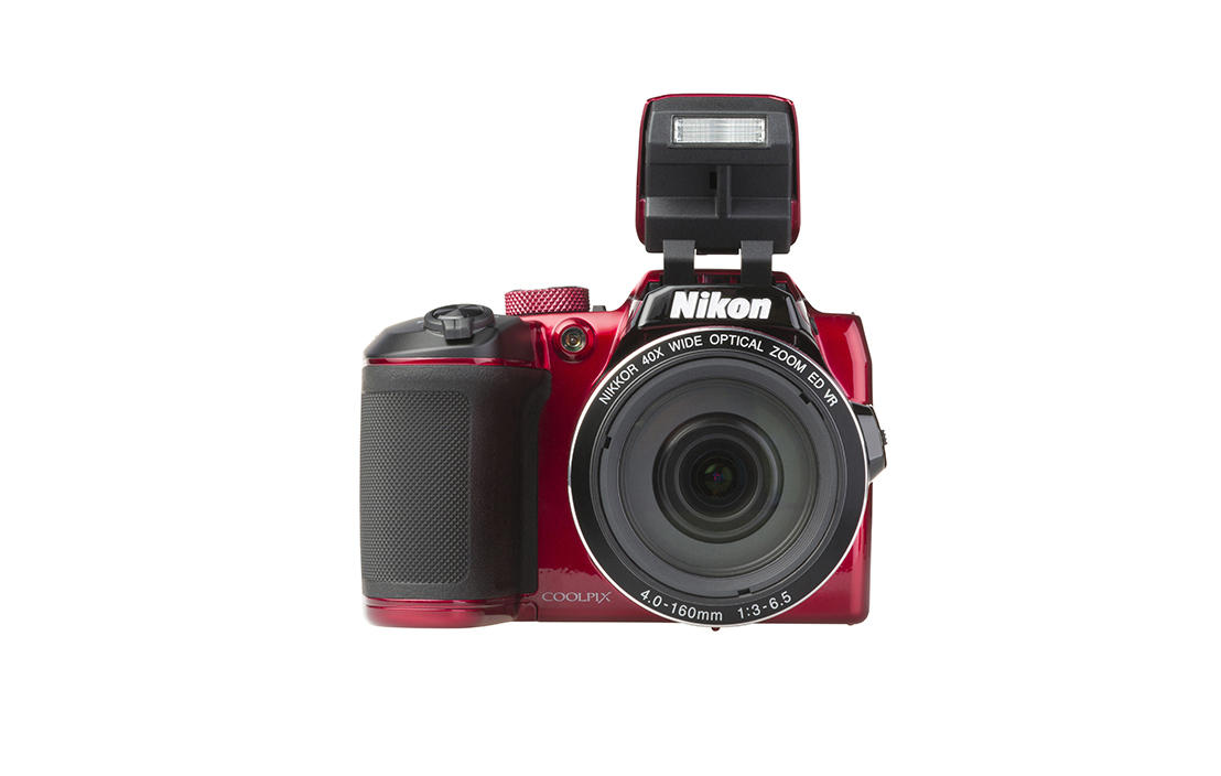 Nikon COOLPIX B500 (with 4-160mm lens)