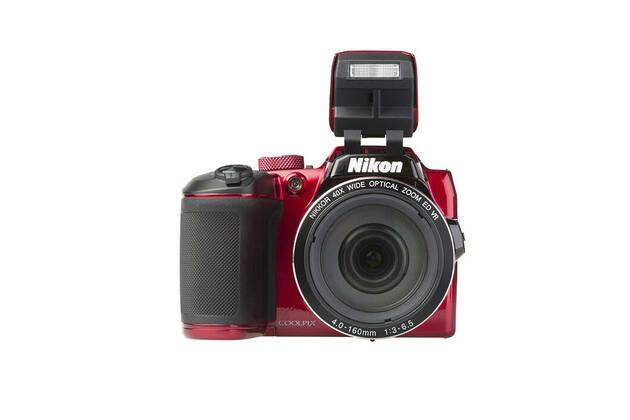 Nikon COOLPIX B500 (with 4-160mm lens)