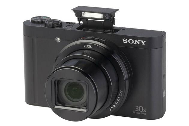 Sony Cyber-shot DSC-WX500 (with 4.1-123mm lens)