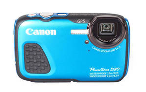 Powershot D30 (with 5-25mm lens)