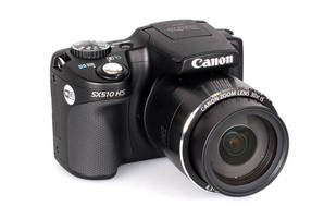 PowerShot SX510 HS (with 4.3-129mm lens)