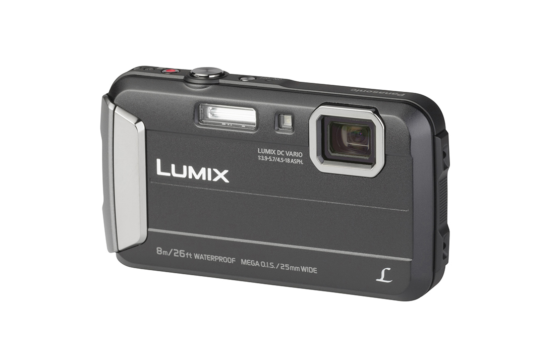 Panasonic Lumix DMC-FT30 (with 4.5-18mm lens)
