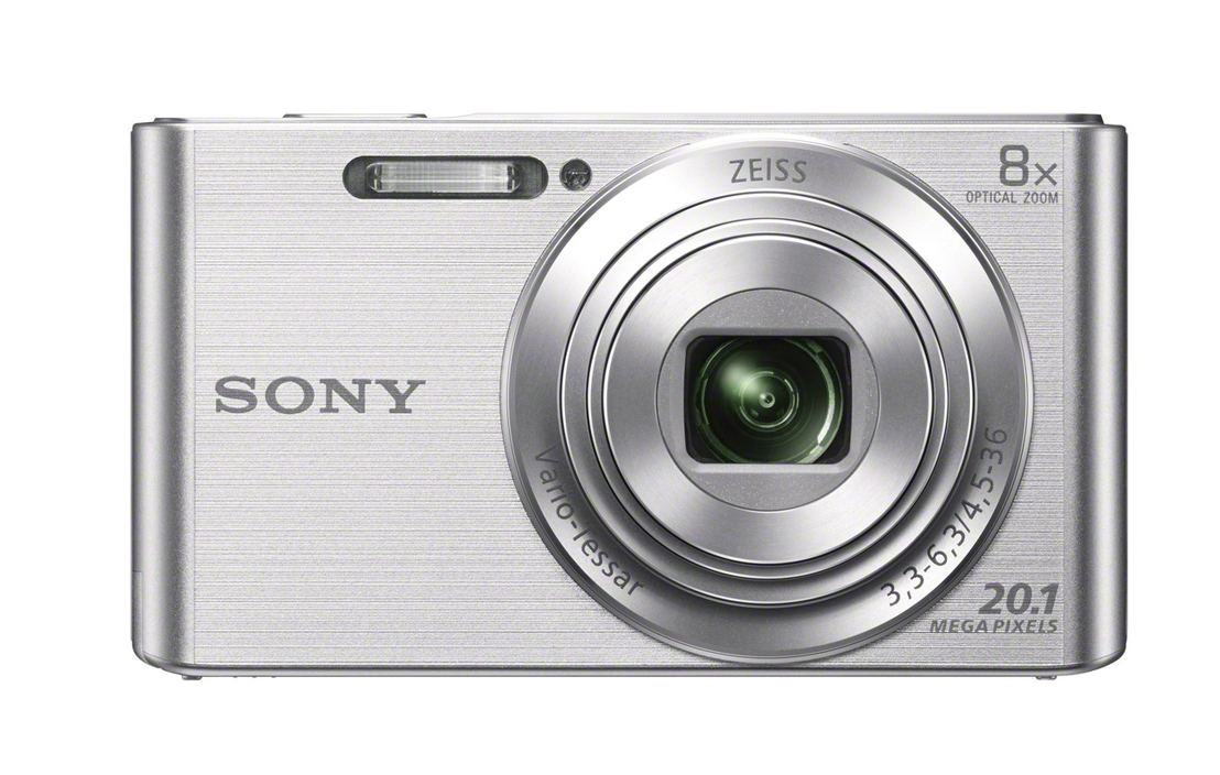 Sony Cyber-shot DSC-W830 (with 4.5-36mm lens)