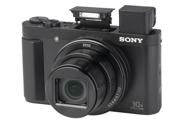Sony Cyber-shot DSC-HX90V (with 4.1-123mm lens)