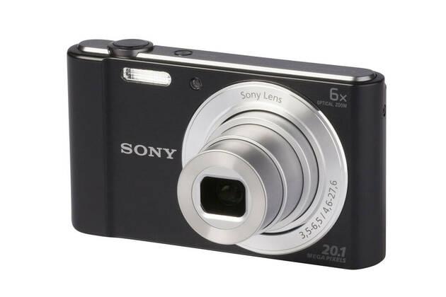 Sony Cyber-shot DSC-W810 (with 4.6-27.6mm lens)