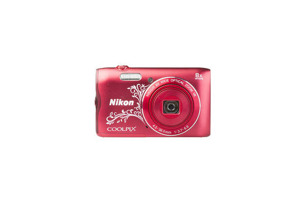 Nikon COOLPIX A300 (with 4.5-36mm lens)