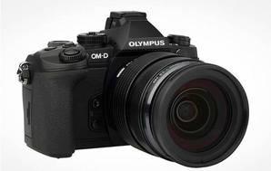 OM-D E-M1 (with 12-50mm lens)