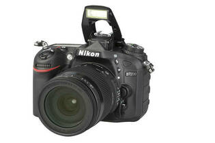 D7200 (with 18-200mm lens) with Sigma C lens
