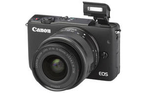 EOS M10 (with 15-45mm lens)