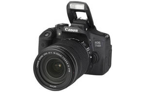 EOS 750D (with 18-135mm lens)