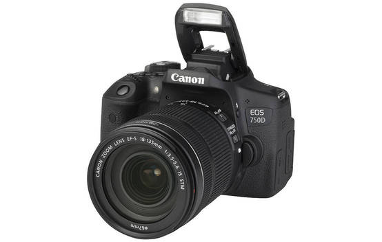 EOS 750D (with 18-55mm lens)