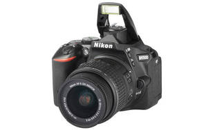 D5500 (with 18-55mm lens)
