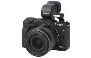 EOS M3 (with 18-55mm lens)