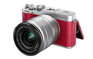X-A1 (with 16-50mm lens)