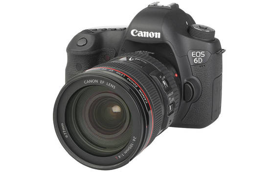 EOS 6D (with 24-105mm lens)