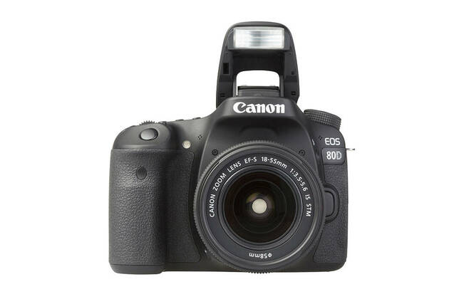 Canon EOS 80D (with 18-135mm lens)