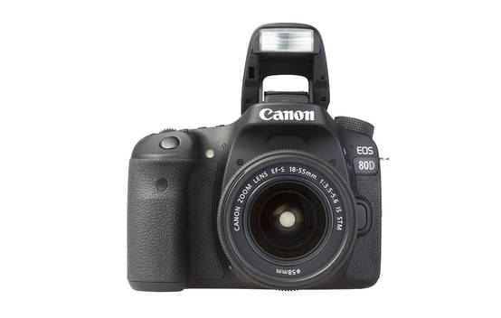 EOS 80D (with 18-135mm lens)