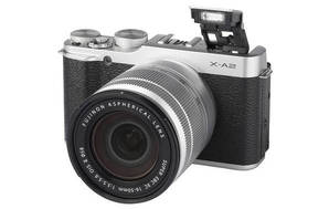 X-A2 (with 16-50mm lens)