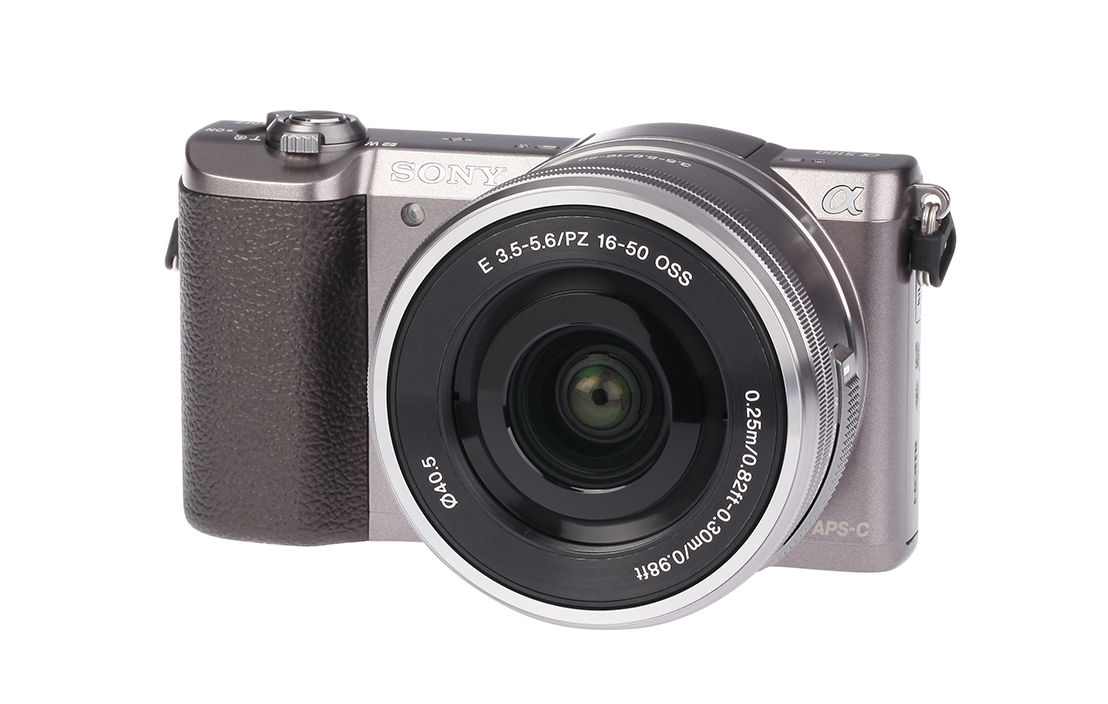 Sony Alpha 5100 (with 16-50mm lens)