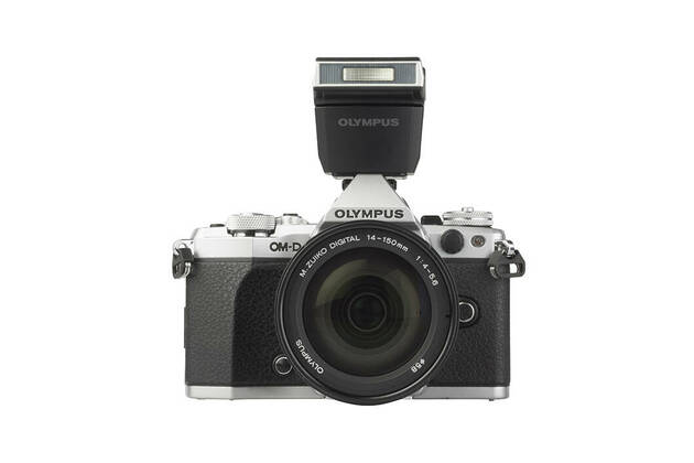 Olympus OM-D E-M5 Mark II (with 14-150mm lens)