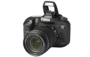 EOS 7D Mark II (with 15-85mm lens)