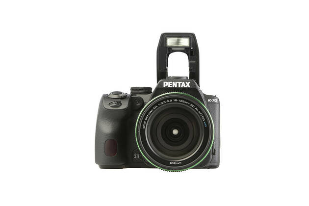 Pentax K-70 (with 18-135mm lens)