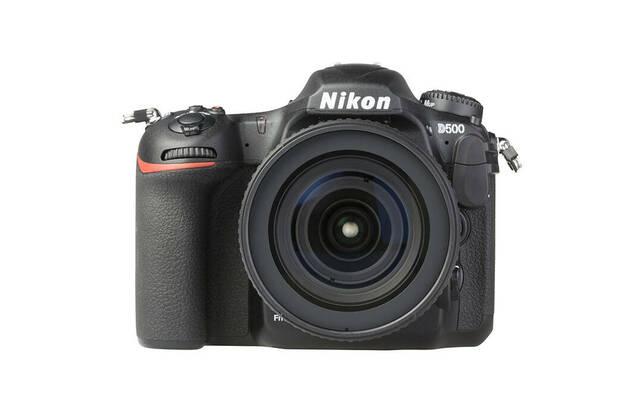 Nikon D500 (with 16-80mm lens)