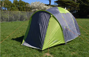 Seaview Dome Tent - 5 Person