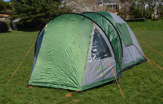 Coleman Lakeside 4 Tent & View all tents - Reviews u0026 Ratings - Consumer NZ