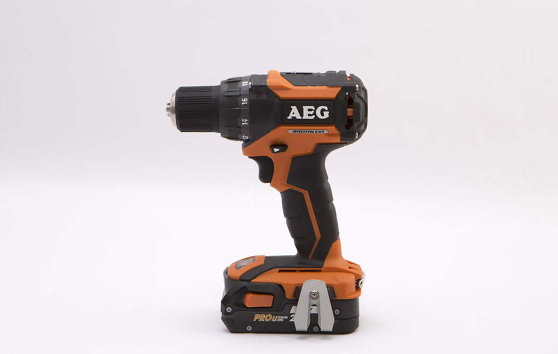 AEG Compact Brushless Kit BS18CBL-252C