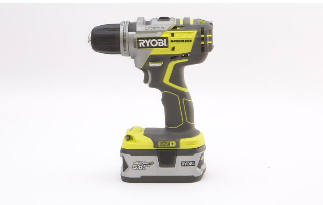 Ryobi ONE+ 18V Brushless Kit R18DDBL-55S