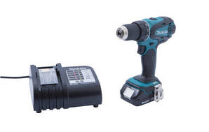 18V Cordless Drill Driver DDF456SYE