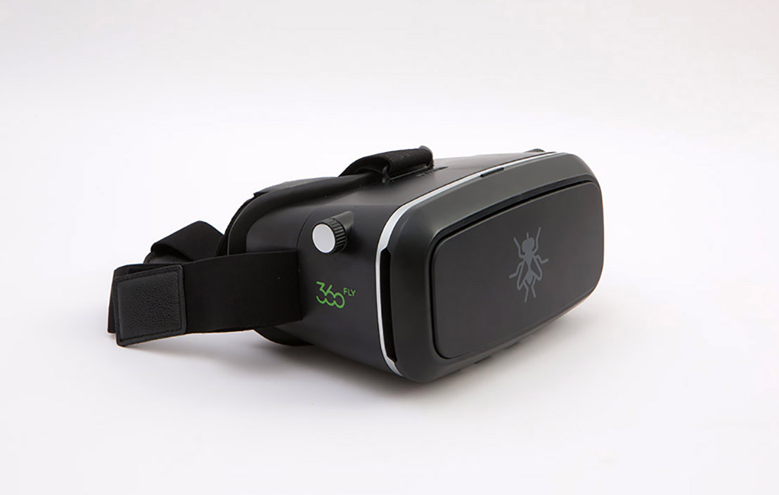 360fly Mobile VR Headset