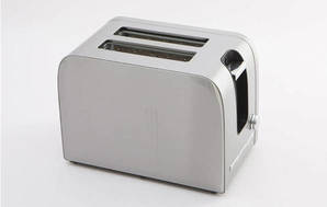 2-slice Toaster Stainless Steel T386C