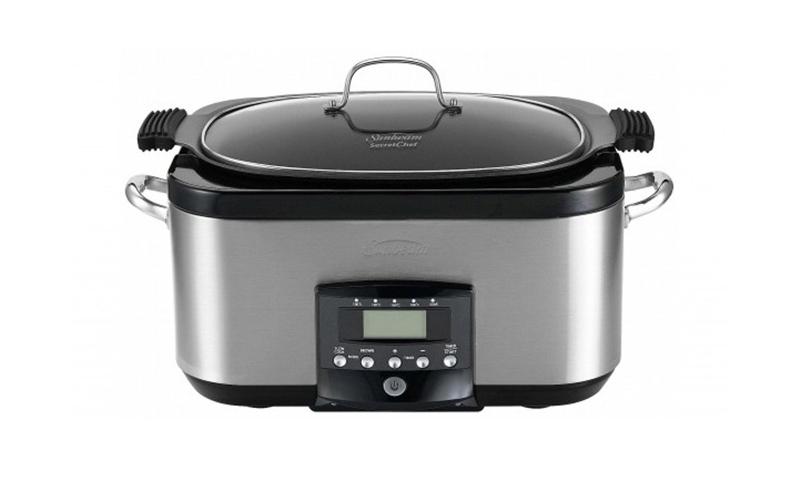Sunbeam SecretChef Electronic Sear and Slow Cooker 5.5L HP8555