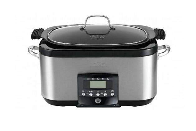 Sunbeam SecretChef Electronic Sear and Slow Cooker 5.5L HP8555