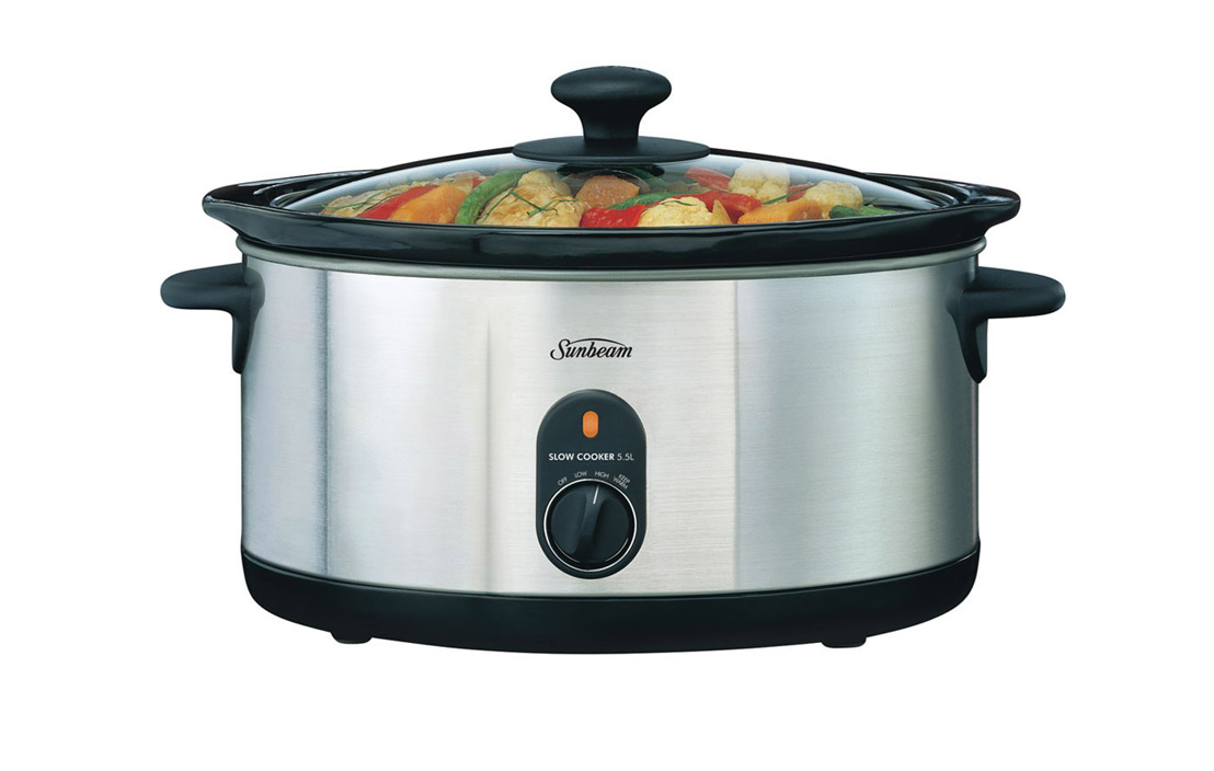Sunbeam SecretChef Slow Cooker 5.5L HP5520