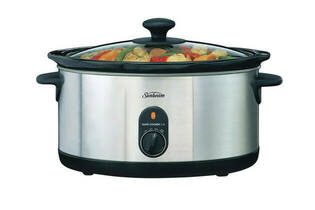 SecretChef Slow Cooker 5.5L HP5520